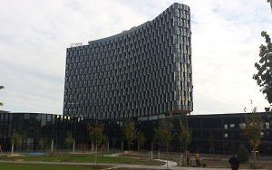 Bürogebäude Klimatechnik Lukotec
