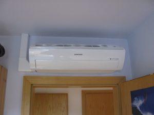 Luft-Wasser-Wärmepumpe Lukotec